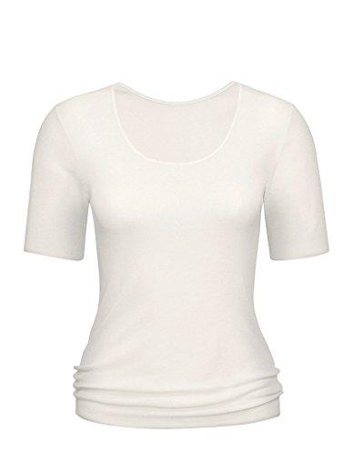 """Fundamentos Mey """"exquisito"""" 1/2 camisas de las mujeres arma 66576 blanco"""