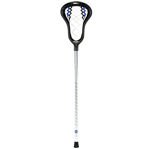 Warrior Evo Warp Mini Complete Lacrosse Stick (Black) – DiZiSports Store