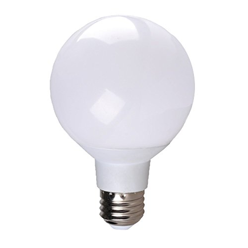 Bathroom Light Fixture Humming: 6 Pack LED G25 Vanity Globe Light Bulb