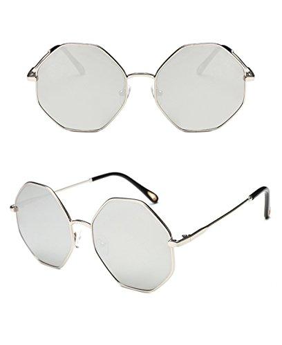 Couleur de 3 Lunettes 6 Round Soleil Sunglasses des Eyewear Colorful X Vintage Lunettes UCqtqvwx