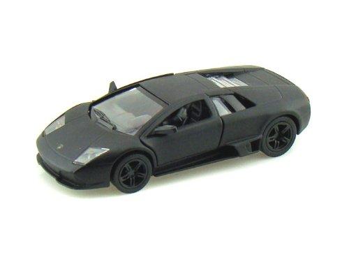 Lamborghini Murcielago LP640 1//36 Flat Black KiNSMART