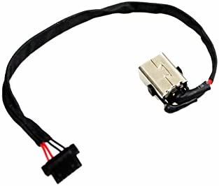 GinTai 40pcs DC Power Jack with Cable Socket Plug Connector Replacement for Lenovo Chromebook N20p S21E-20 DC30100SR00 DC30100SA00
