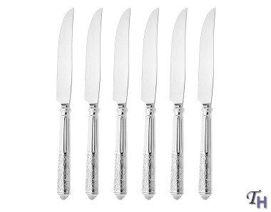 Ricci Argentieri Amalfi 6-Piece Steak Knife Set