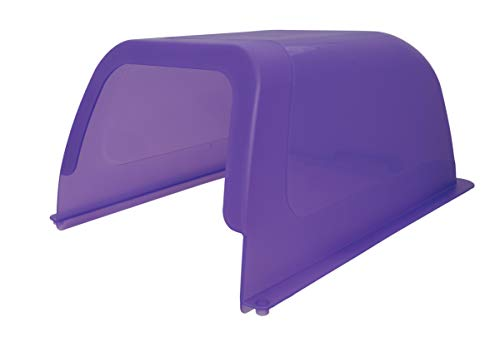 PetSafe ScoopFree Self-Cleaning Cat Litter Box Privacy Hood, Purple