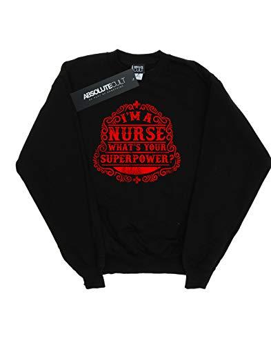 Cult Entrenamiento Absolute Drewbacca Mujer Nurse Superpowers De Negro Camisa gxO7qTOna