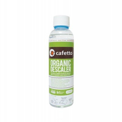 - Cafetto Liquid Organic Descaler - Universal Descaling Solution for Keurig, Nespresso, Delonghi and All Single Use Coffee and Espresso Machines