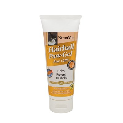 "Brand New NUTRI-VET - HAIRBALL PAW-GEL FOR CATS (3 OZ/CHICKEN) ""CAT PRODUCTS - CAT HEALTH - HAIR BALL"""