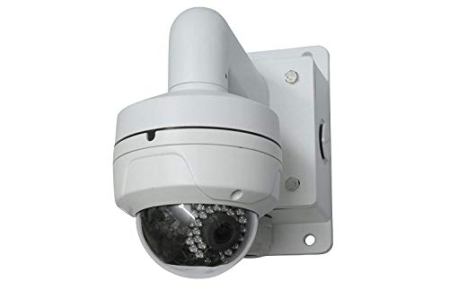 WMS WML PC110B DS-1272ZJ-110B Wall Mount Bracket for Hikvision Dome Camera DS-2CD2142FWD-I (8 Pack) by HAWK EYE SURVEILLANCE (Image #5)