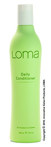 Loma Hair Care Daily Conditioner, Tangerine/Orange/Grapefruit, 12 Fl Fl Oz