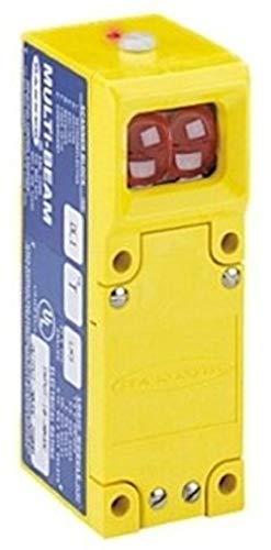 Banner SBF1 Multi Beam Sensor, 3 and 4 Wire Scanner Blocks, Glass Fiber Optic Scanner Block, High Speed Infrared 940nm, Range Varies By Type of Fiber Optic Cable, on/off Response (Banner Fiber Optic)