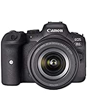 Canon EOS R6 met RF 24-105mm F4-7.1 IS STM