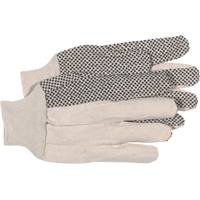 Pvc Dotted Cotton Glove - 9