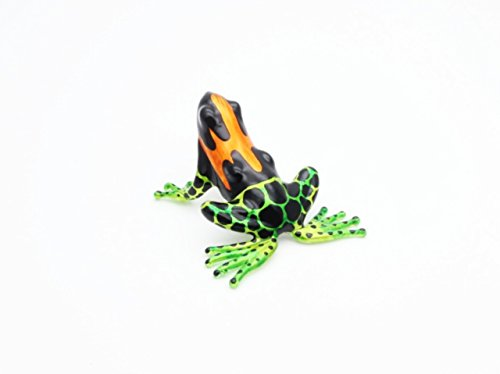 Lampwork GLASS Goblin Spider Frog Figuarts (Goblin Outfit)