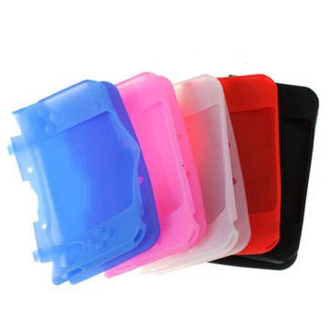 Silicone Soft Gel Protection Case Cover for 3DS