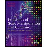 img - for Principles of Gene Manipulation & Genomics (7th, 06) by [Paperback (2006)] book / textbook / text book