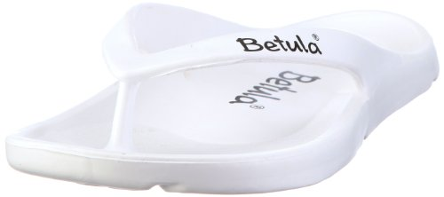 Mules Mixte Adulte Betula weiss white Blanc Energy AO8nxF