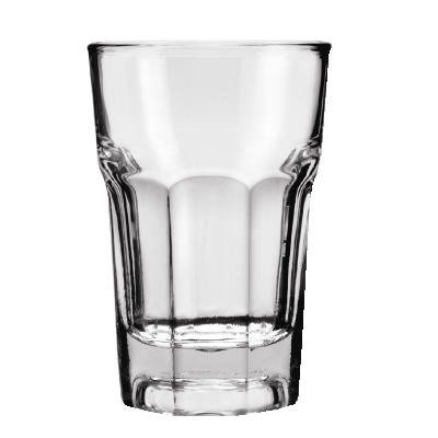 Anchor Hocking 7729U 3-1/8'' Diameter x 4-3/4'' Height, 9 oz New Orleans Hi-Ball Glass (Case of 36) by Anchor Hocking