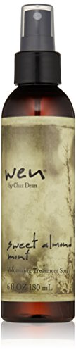 WEN by Chaz Dean Sweet Almond Mint Volumizing Treatment Spray, 6 fl. oz.