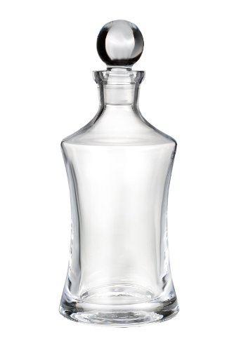 Marquis by Waterford 154447 Art of Mixology Vintage Hour Glass Decanter, 29-Ounce