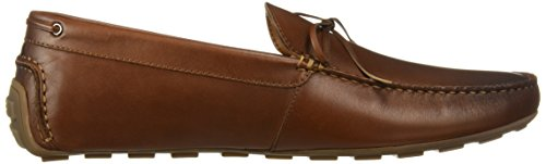 Kenneth Cole Reazione Mens Leroy Driver B Driving Style Loafer Cognac