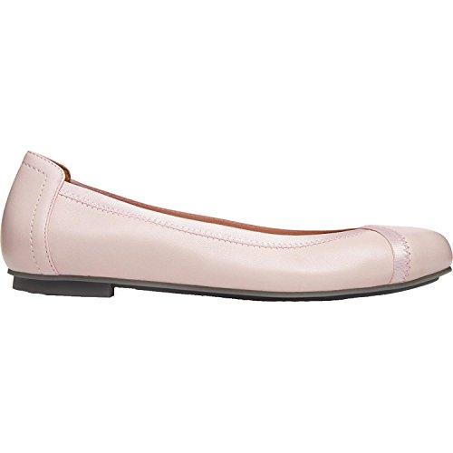 Vionic Womens Spark Caroll Ballet Flat, Light Pink, Size 8 Wide