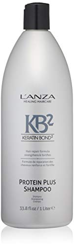 (L'ANZA KB2 Protein Plus Shampoo, 33.8 oz. )