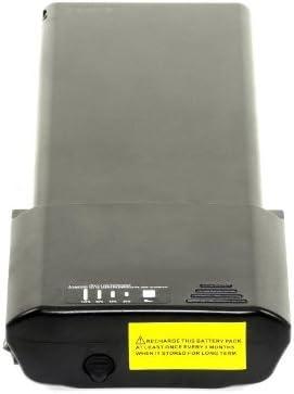 Batería para bicicleta eléctrica E porta bike pedelec 36 V 9Ah Panasonic celdas batería: Amazon.es: Deportes y aire libre
