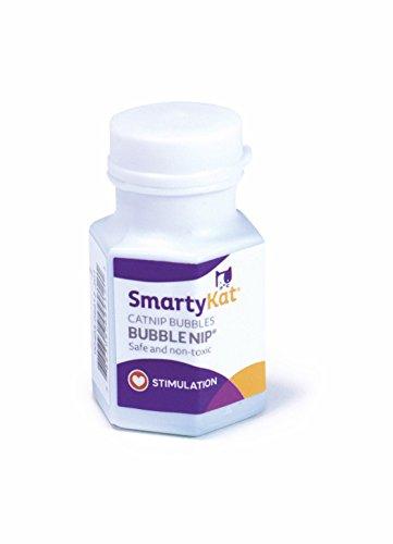 SmartyKat Bubble Nip Catnip Bubbles: Pack of 2 (Bubble Catnip)