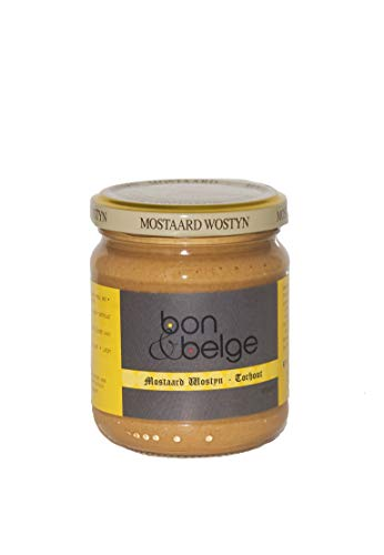 Zeer fijne Belgische artisanale moster – 225 g