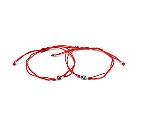Buy evil eye bead bracelet stacks