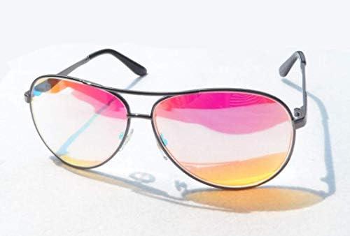 Zryh 赤緑の色盲のための色の盲目のガラスサングラス理想的な屋外のサングラス