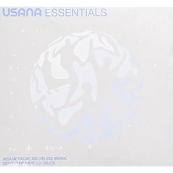 Amazon Com Usana Essentials Vitamins New Pack Of Mega