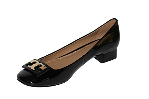 Pictures of Tory Burch Jill Pump Patent Leather Women' Perfect Black 1