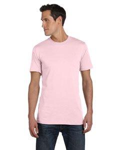 Bella Canvas Unisex Jersey Short-Sleeve T-Shirt - SOFT PINK - 2XL