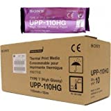 SONY Paper Sony UPP-110HG Thermal Print Media video imaging paper 1box (10 rolls)