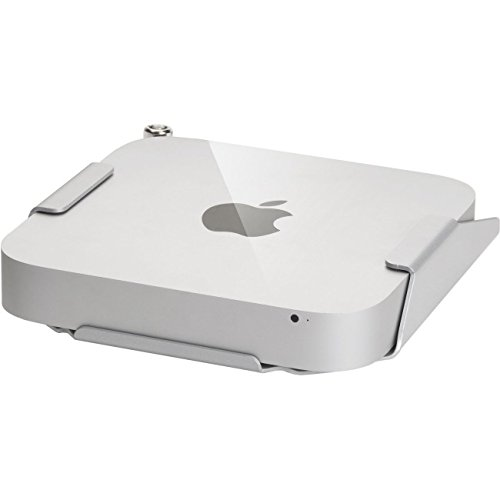 Tryten Mac Mini Security Mount Enclosure - VESA Compatible, Wall Mount, Under Desk - TAA (T5425US) by Tryten