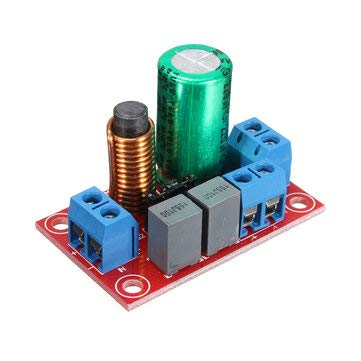 - 2 Way Audio Frequency Divider Module Filter Adjustable Treble Bass Board for Speakers - 1 x Audio Frequency Divider Module - Arduino Compatible SCM & DIY Kits Module Board