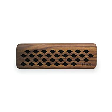 Icoox Wireless Speakers for Computers & Smartphones - Good bass CSR4.1 chip Bluetooth Protable Speaker ( 2nd Generation )with 10+ Hour Playtime (Peach Wood Color)