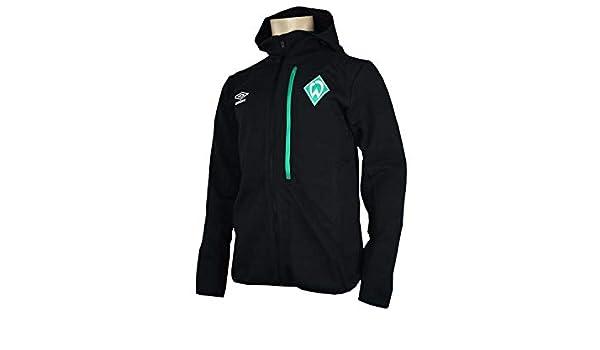 164-170 YXL Umbro Deutschland Werder Bremen Pro Fleece Jacket junior