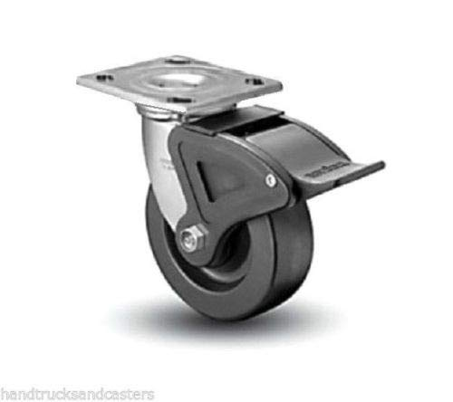 Colson Swivel Plate Caster Heavy Duty Phenolic 4