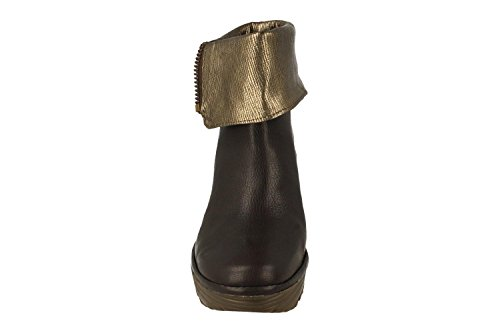 BOTIN FLY LONDON P500668015 YEX668 FLY CHOCOLATE Marron