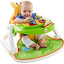 Fisher-Price Sit-Me-Up Floor Seat with Tray - REPLACEMENT PAD ONLY