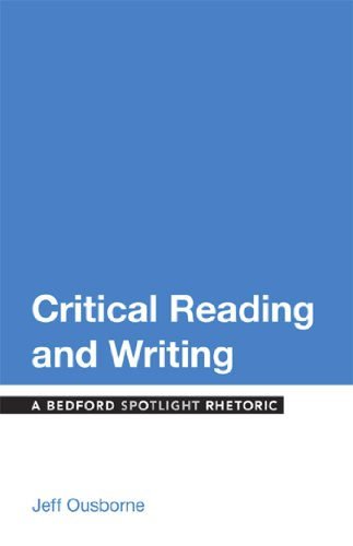 analysis the bedford reader Write two paragraphs, one as a summary and one as a scene description the bedford reader chapter 4 last modified by: stacy l knighten company.
