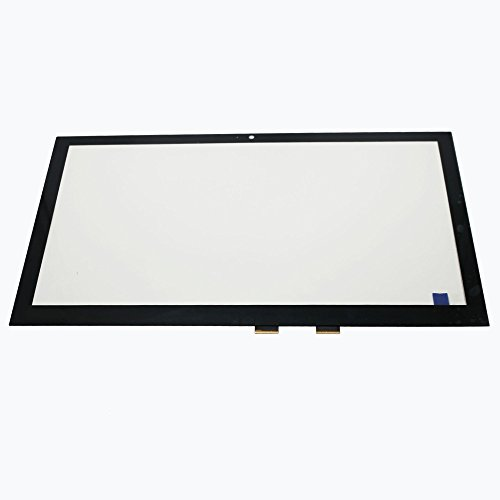 LCDOLED 15.6 inch Replacement Touch Screen Digitizer Front Glass Panel For Toshiba Satellite - Touch Laptop Toshiba Screen