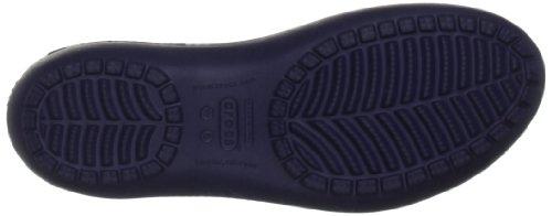 Crocs Kadee - Zapatos de punta redonda para mujer Blu (Nautical Navy/Nautical Navy)