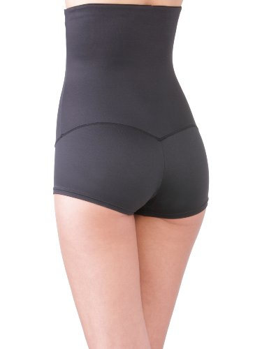 Flexees by Maidenform Women's Fat-Free Collection Hi-Waist Boyshort Brief #2107