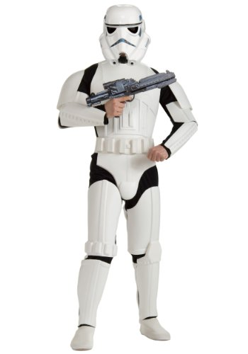 [Realistic Stormtrooper Costume - S] (Authentic Stormtrooper Costume)