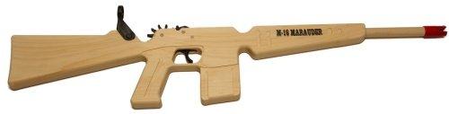 Magnum Enterprises M-16 Marauder Rifle Rubber Band Gun