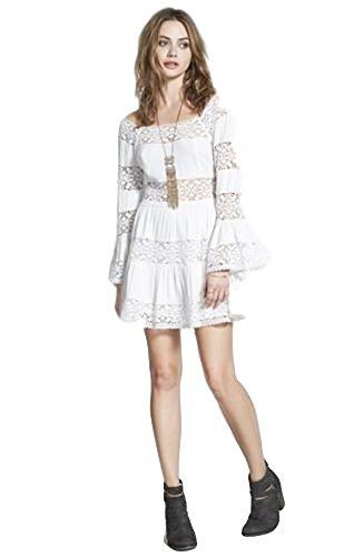 Buy gypsy crochet dress - 7