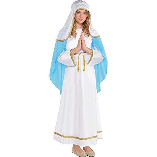 (Amscan Girls Holy Virgin Mary Costume - Large (12-14),)